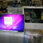 Intel iMac + 外部モニター