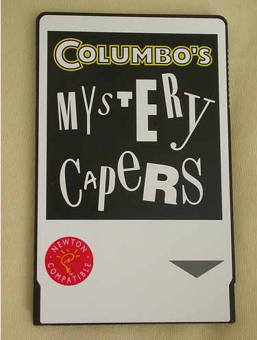 COLUMBO'S Mystery Capers (Apple Newton 用)